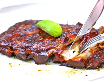 Naughty Nuri's Singapore - Popular Ribs Restaurant From Bali Opens At Capitol Piazza