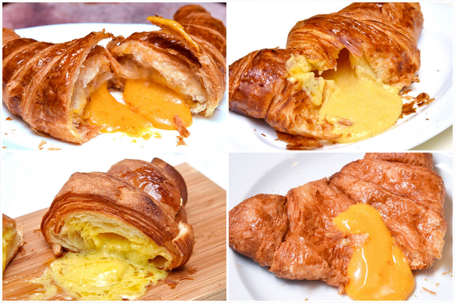 The Best Salted Egg Croissant In Singapore Is ... Yes, We Tried All 5 Of Them