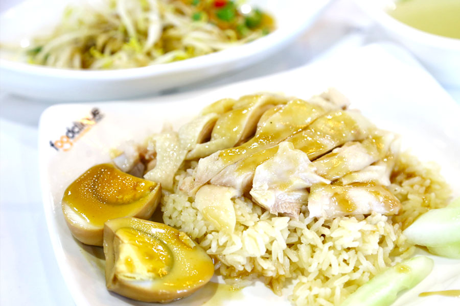 Tian Tian Hainanese Chicken Rice - New Outlet At Lavender, But This Disappoints