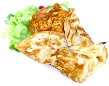 Big Street – Chilli Crab Prata Wrap At Jalan Besar, Opens Till 3AM During Weekends