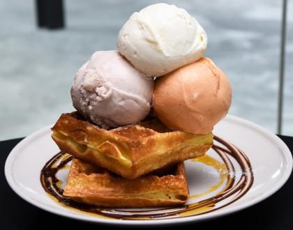 Creamier - Popular Ice Cream Cafe At Toa Payoh Offering White Rabbit Candy Ice Cream, Ending Operations 30th June