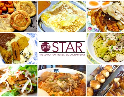 Eat List Star Contestants Pick Their Must-Have Asian Street Food