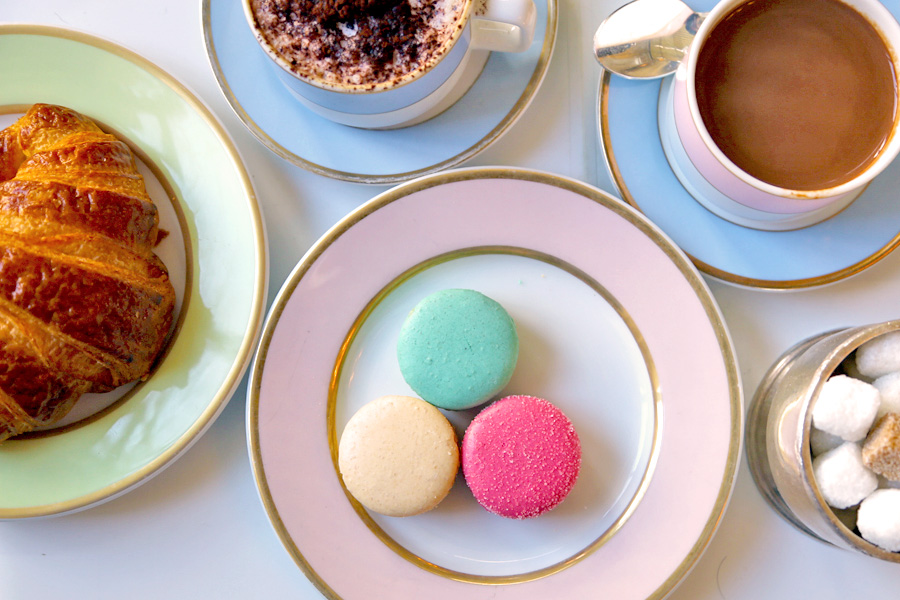 Ladurée Paris – For Macarons and The Art of French Living On Champs Elysées