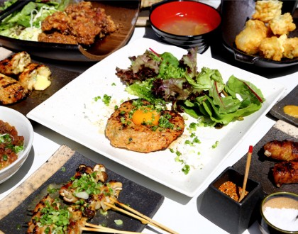 OmoteNashi Dining – A Gem Serving Yakitori, Tsukune With Cheese At Boat Quay