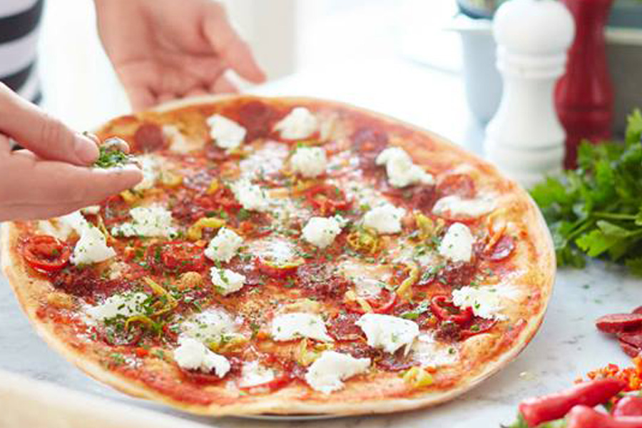 PizzaExpress - Has Finally Opened In Singapore At Scotts Square