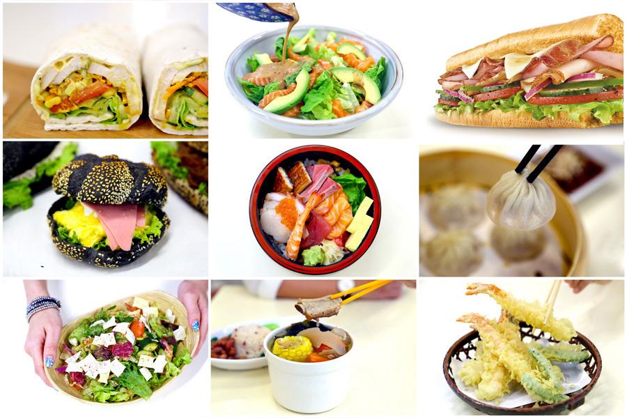 Republic Plaza – Revamped Basement@RP, Fresh Meals & Fresh Deals at $9.90!