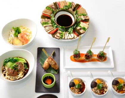 Authentic Taiwanese Cuisine BUFFET at Seasonal Tastes, 6-17 March 2016