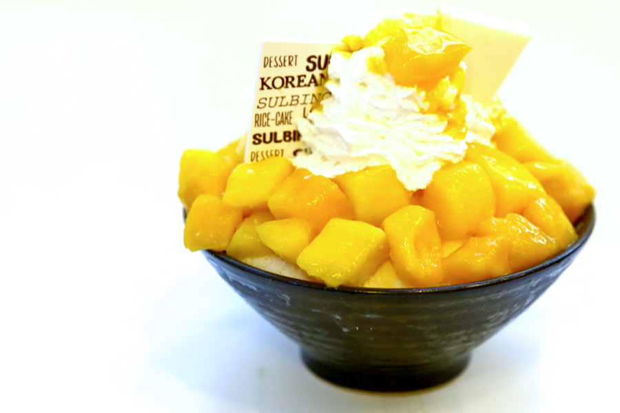 Sulbing 설빙 - Where The Korean Bingsu Craze All Began