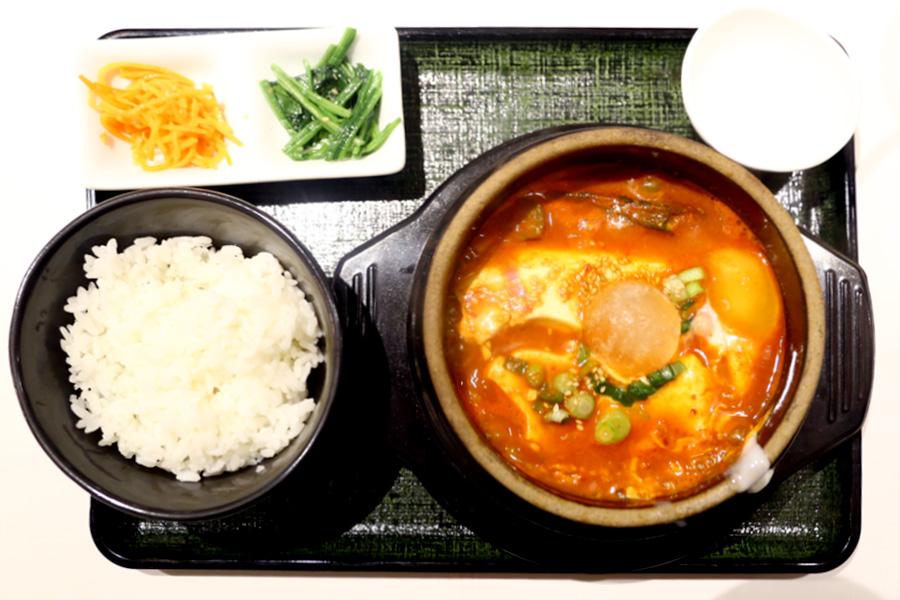 Tokyo Sundubu – Korean Stew With Collagen In A Japanese Restaurant
