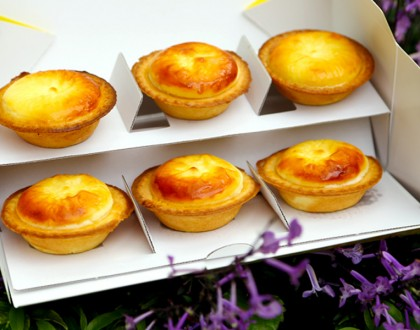 Bake Cheese Tart Singapore – A 1st Look At The Popular Hokkaido Cheese Tart At ION Orchard