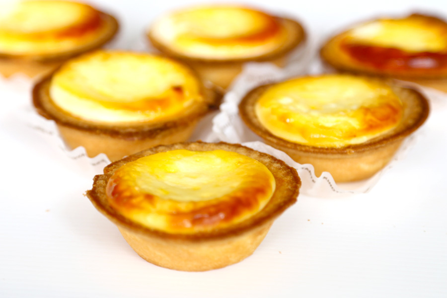 BAKE Cheese Tart - Famous Hokkaido Cheese Tarts Opening At Singapore ION Orchard 29th April