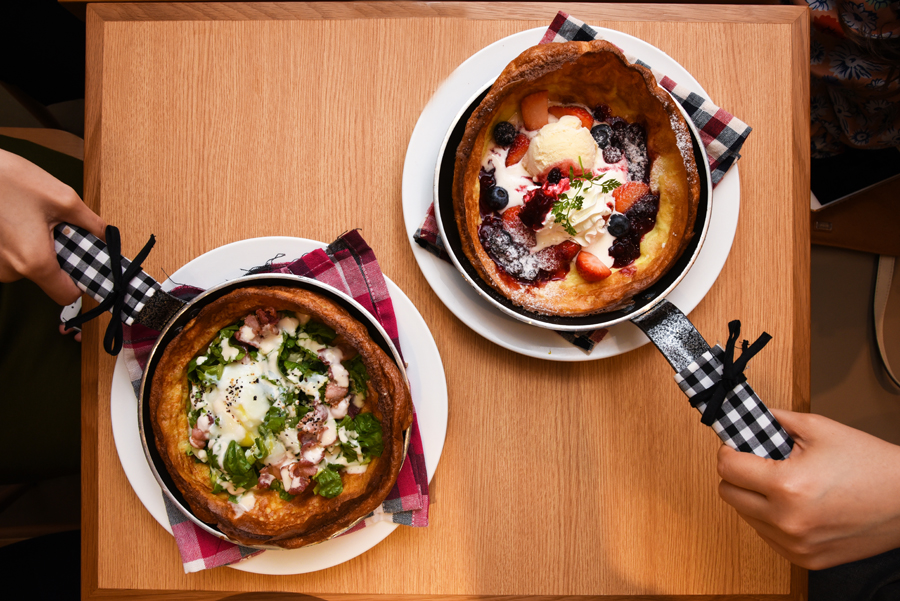 Dutch Baby Cafe – Colourful Kawaii Japanese Pancakes At The Paragon