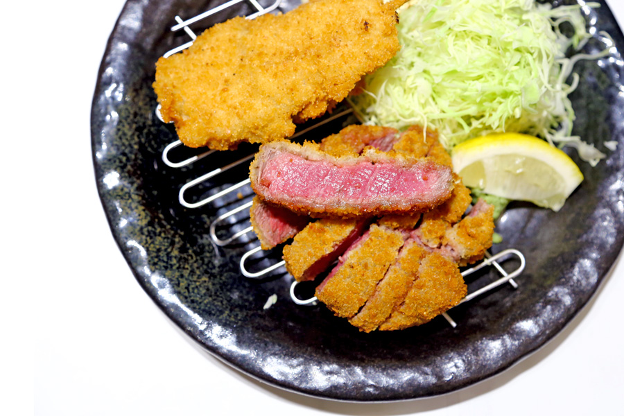 Ginza Kushi Katsu - 1st Gyukatsu Restaurant In Singapore
