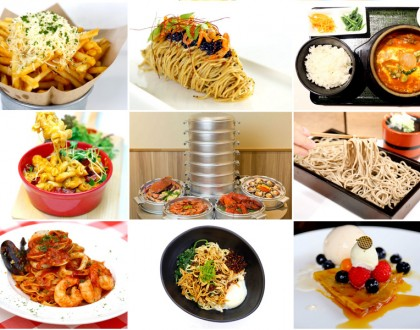 10 New & Hot Restaurants Singapore April 2016 - Food Trucks, Korean Seafood Tower and Sarawak Noodles