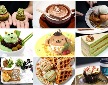 10 New Cafes In Singapore April 2016 - The Waffle Places, The Cute Bingsu And The Health Food