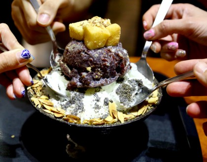 Nunsongyee – Another Korean Bingsu Café At Bukit Timah, Opens 24/7