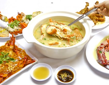 Orchid Live Seafood - Travel For The Famed Lobster Porridge and Affordable Live Seafood