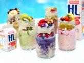 Easy & Healthy Overnight Oats Recipe, with MARIGOLD HL Milk