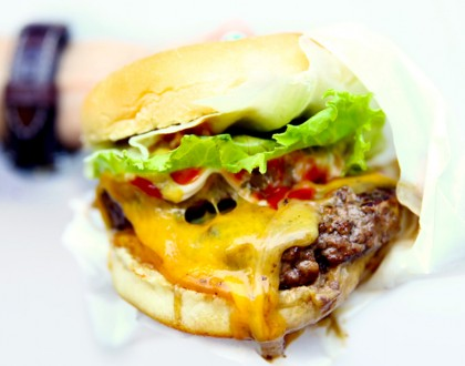 Burger Joint Singapore – That Mysterious NYC Burger, Is Not Life-Changing