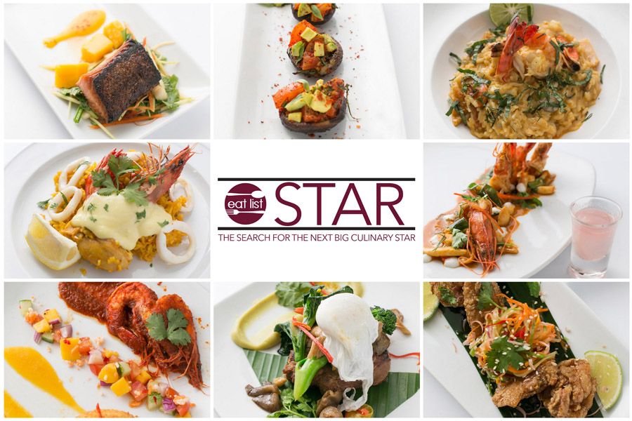Eat List Star – Find Out What The Culinary Stars Cooked!