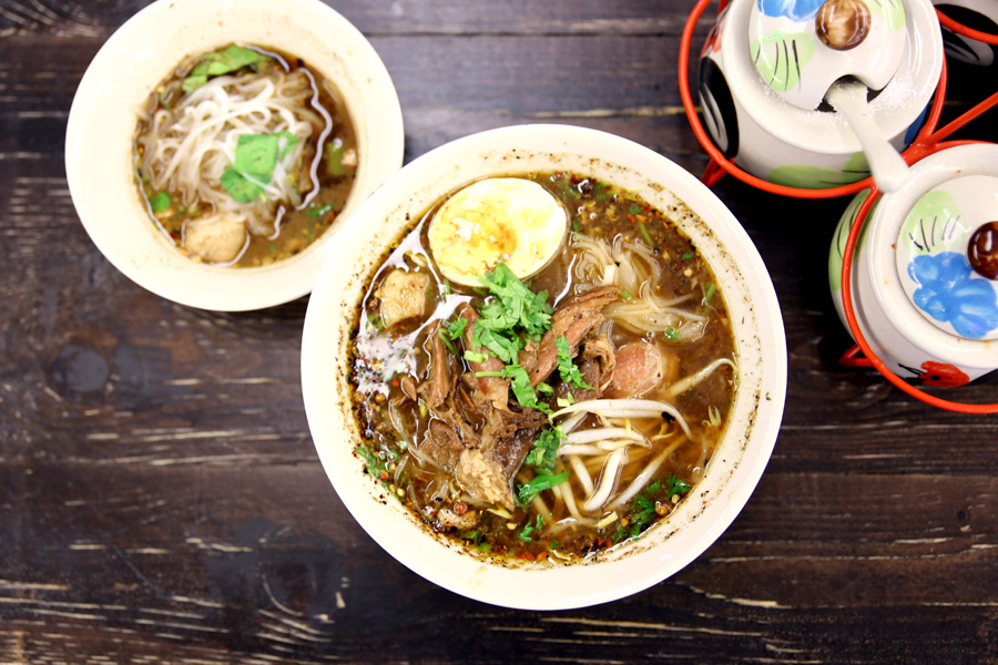 Gu Thai Noodle Cafe – $1.90 Thai Boat Noodles For Late Night Supper At PoMo