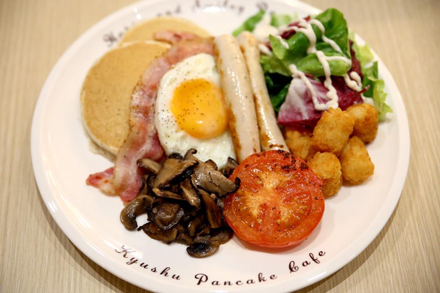Kyushu Pancake Singapore – Popular Japanese Pancakes Cafe Opens At Novena