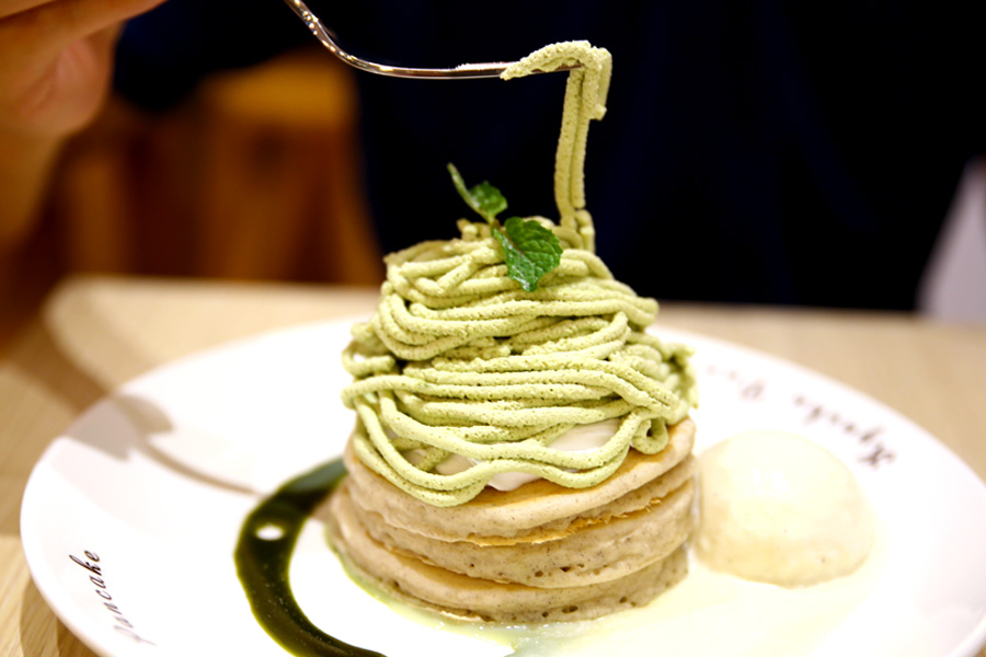 Kyushu Pancake Singapore - Popular Japanese Pancakes Cafe Opens At Novena