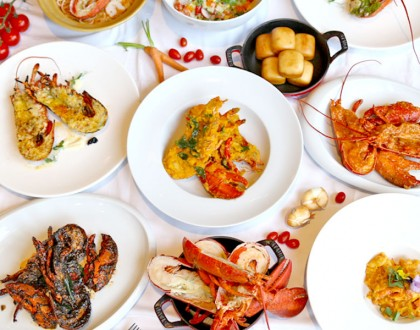 Lime – The Ultimate All-You-Can-Eat LOBSTER Buffet at PARKROYAL on Pickering