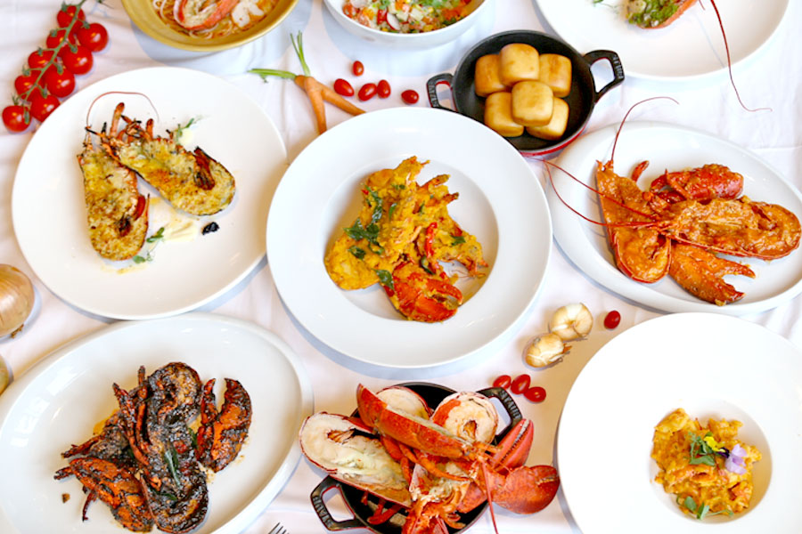 Lime – The Ultimate All-You-Can-Eat LOBSTER Buffet at ...