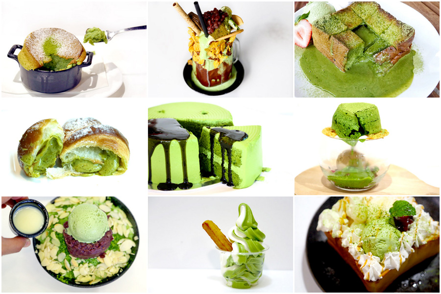 30 Matcha Desserts In Singapore – Go Green With Envy