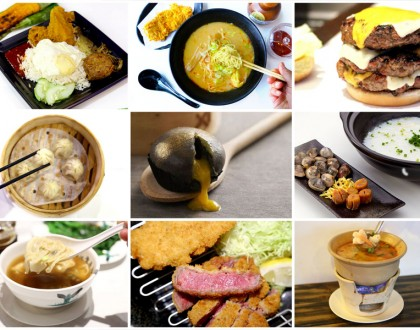 10 New & Hot Restaurants Singapore May 2016 - Steam Box, Yi Dian Xin and More Dim Sum