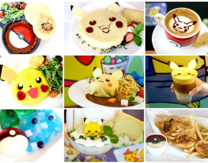 Pokémon Café Singapore - Returning To Bugis Junction From 24 Nov 2016