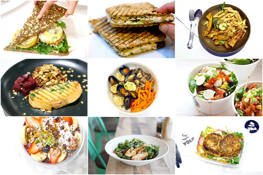 10 Healthy Food Places & Cafes Found Within Singapore's CBD, Brought To You By SHOU
