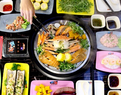 "Steam Box – Hong Kong's Food Trend ""Steam Potting"" In Singapore At Serangoon Gardens"