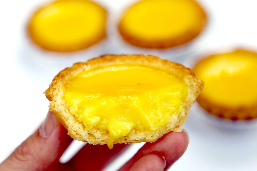Tai Cheong Bakery - Famous Hong Kong Egg Tarts Shop Opening In Singapore, Takashimaya