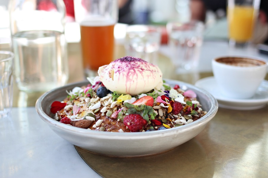 The Kettle Black Melbourne – Possibly The World's Best Ricotta Hotcake