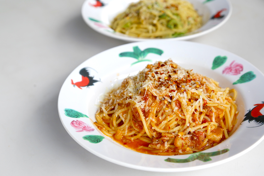 Ah Bong Italian – Affordable Pasta Cafe Opens At Tan Quee Lan (Near Bugis)