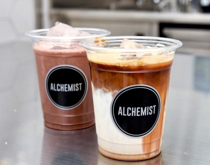 Alchemist - Pacamara Opens Coffee Shop At IP Tanjong Pagar. And It Serves Good Coffee