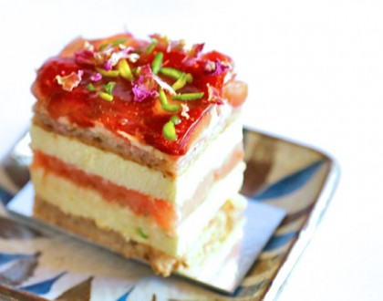Black Star Pastry – World Famous Strawberry Watermelon Cake, and New Raspberry Lychee Cake