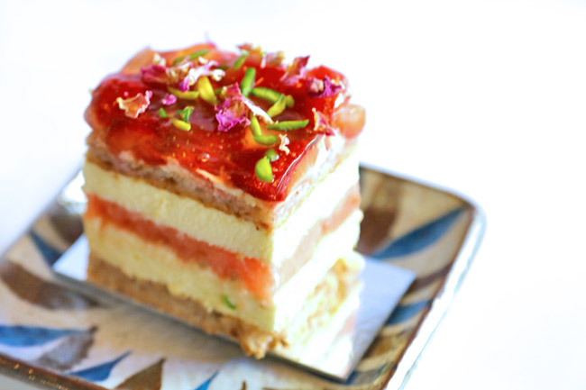 Black Star Pastry – World Famous Strawberry Watermelon Cake, and Raspberry Lychee Cake