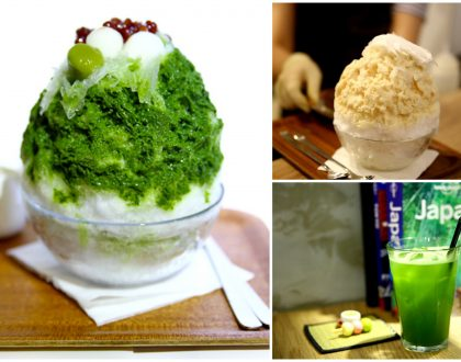 SHARI SHARI Kakigori House 氷屋 – Popular Japanese Shaved Ice Kakigori Cafe, At Causeway Bay Hong Kong