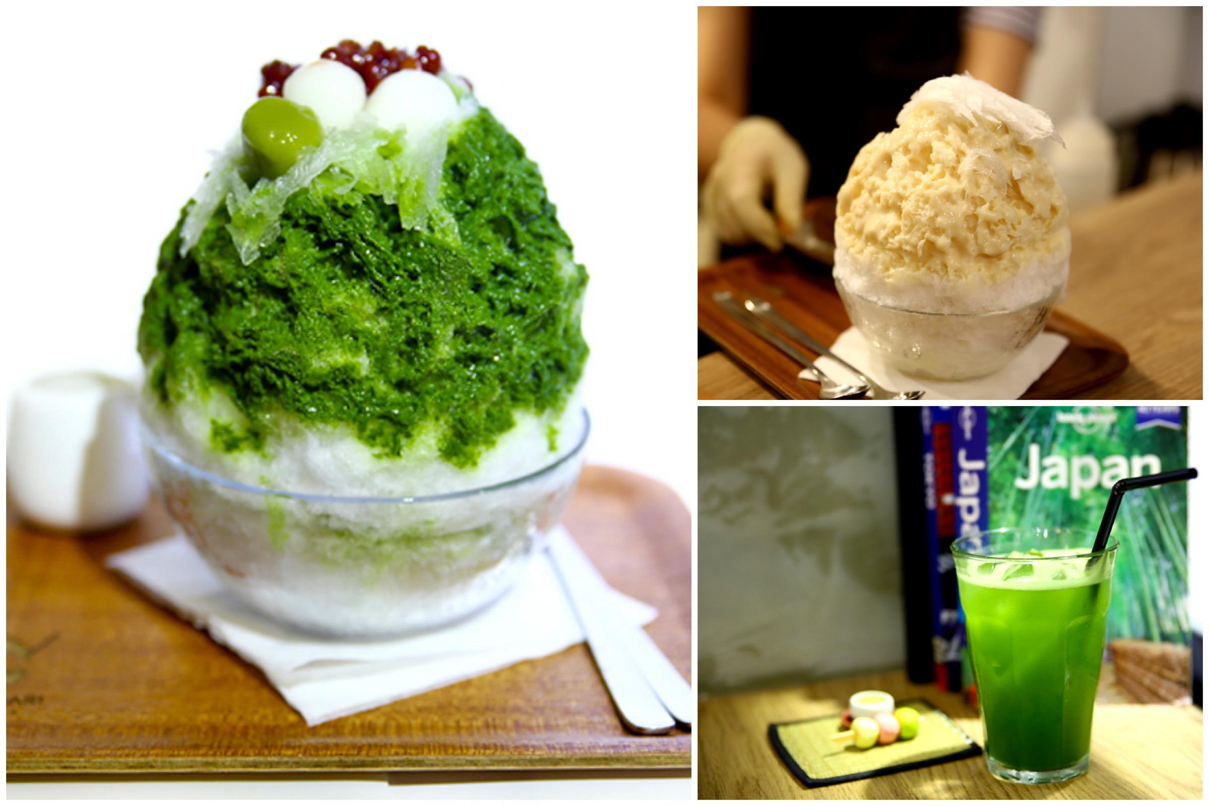 SHARI SHARI Kakigori House 氷屋 – Popular Japanese Shaved Ice Kakigori Cafe, At Causeway Bay Hong Kong