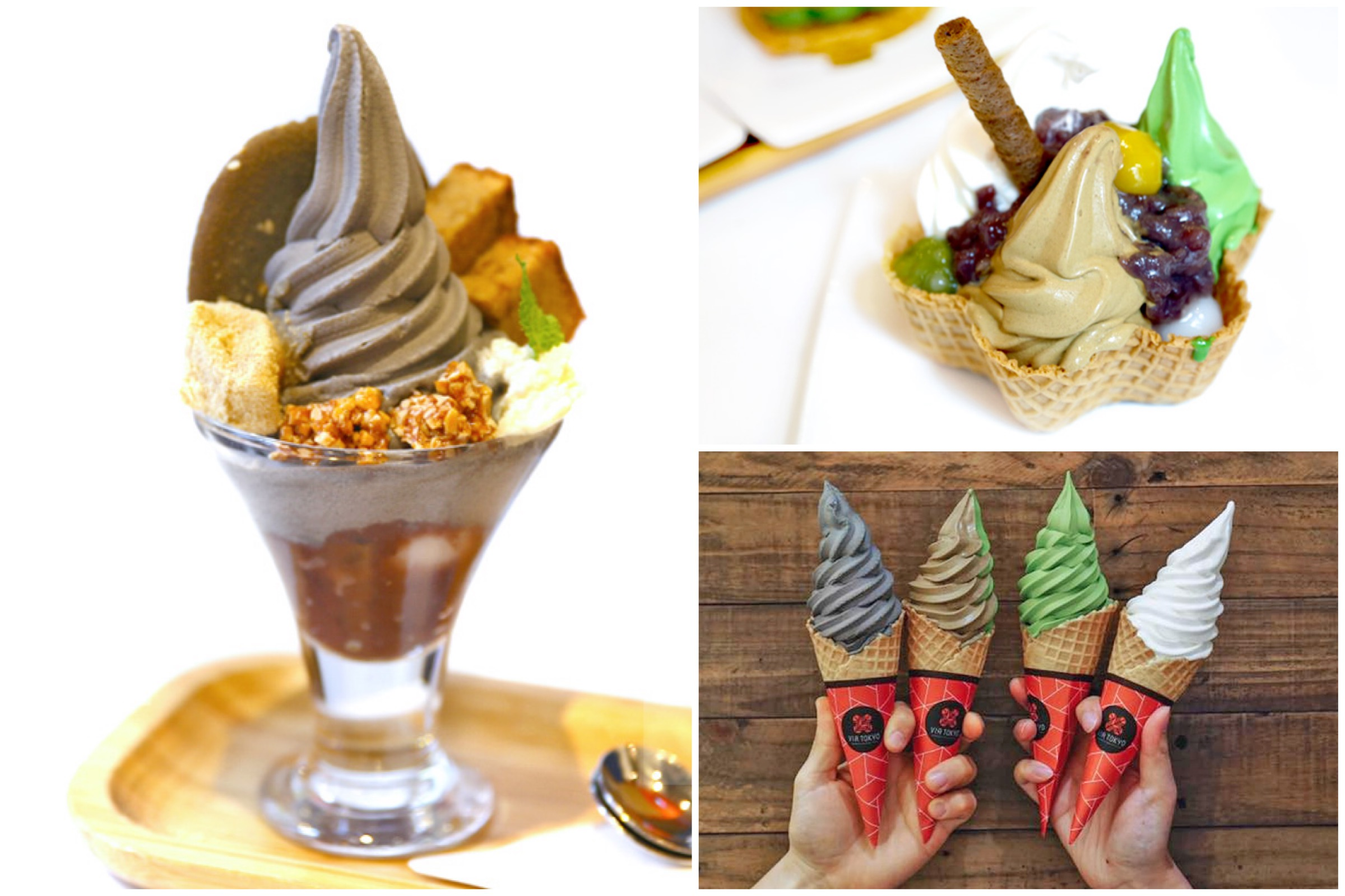 Via Tokyo – For Japanese Desserts And Soft Serves, Another Outlet At Tsim Sha Tsui