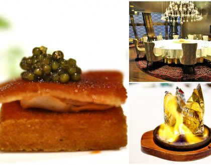 Jade Dragon Macau 譽瓏軒 - One Of The World's Top Chinese Restaurants, 2 Michelin Stars, Asia's 50 Best