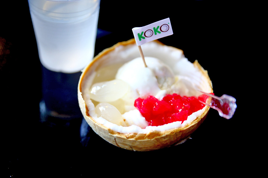 Koko Thai Coconut Ice Cream – Kokolicious Ice Cream Richer In Flavour, At Star Vista