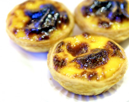 Lord Stow's Bakery 安德鲁葡挞 - Those Famous Macau Portuguese Egg Tarts Are Really Delicious