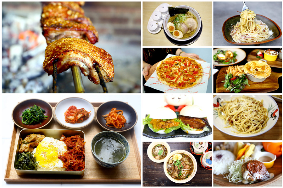 10 New & Hot Restaurants Singapore June 2016