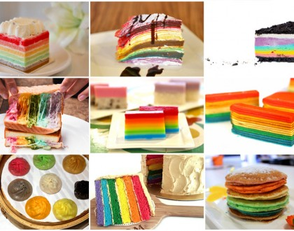 12 Rainbow Foods In Singapore To Colour Your Lives