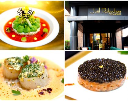 Joël Robuchon Restaurant - Singapore's 3 Star Michelin Restaurant To Close End June 2018