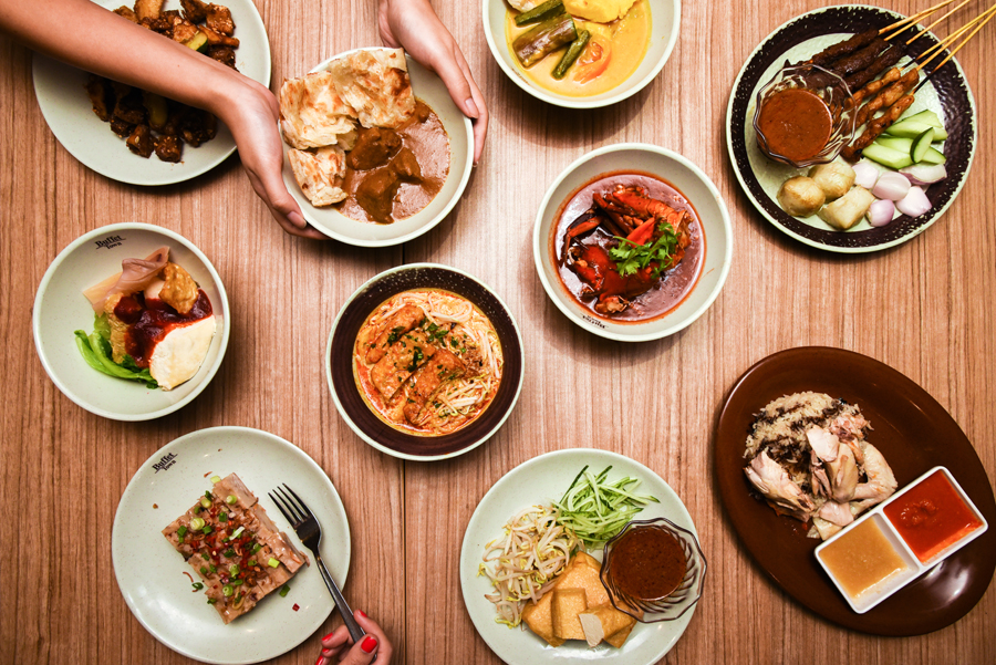 "Buffet Town – The Best Of ""Singapore Food Fare"" Buffet, Only Till 31 Aug"